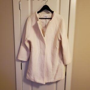 NWT Oversized Wool Coat